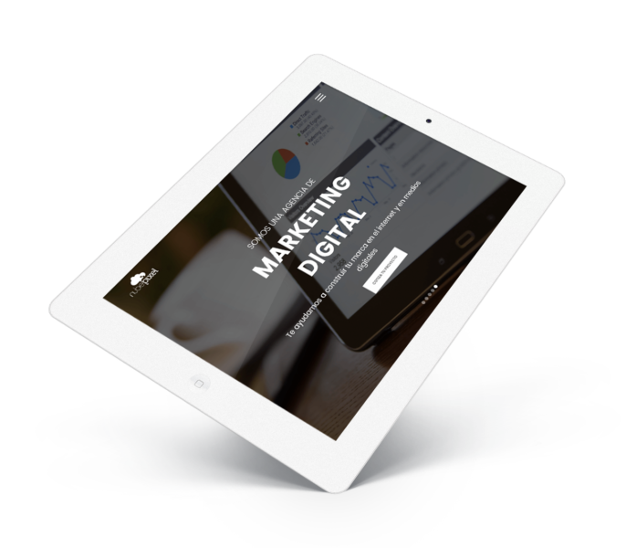 IPad Marketing digital